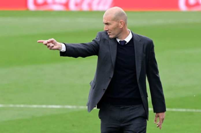 Zinedine Zidane left Real Madrid because the club lost faith in him