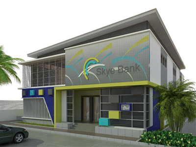 Image result for skye bank plc office