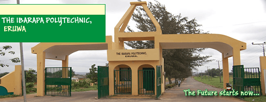 The Ibarapa Poly 2017/18 Post-UTME Admission Form