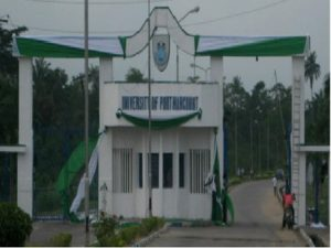 UNIPORT Part-Time Degree Admission Form