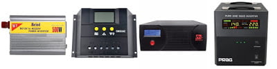 Inverters for solar system