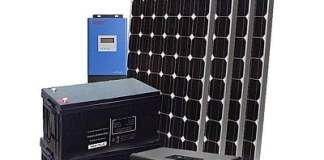 inverter and solar