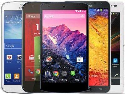 4G LTE Smartphones