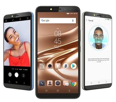 Tecno Pouvoir2 smartphone