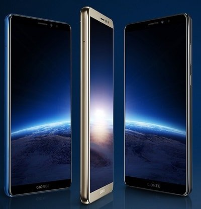Gionee M7 Power smartphone