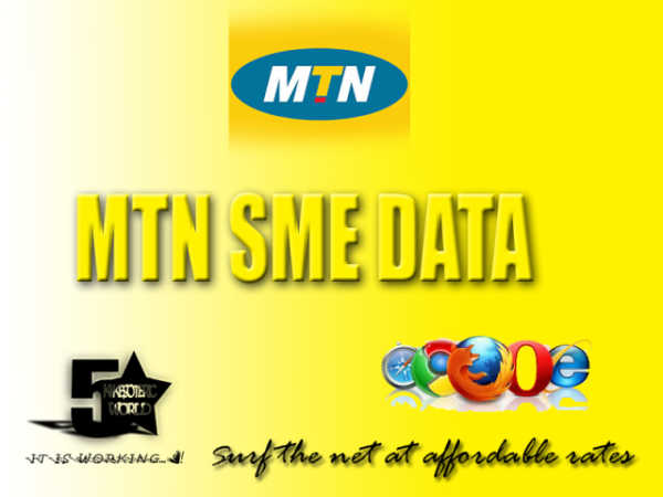 MTN Cheap Data Plans 2GB, 3GB for ₦1100, ₦1650