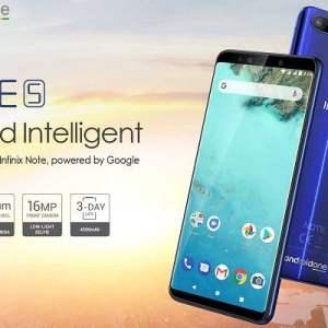 Infinix Note 5 specs and price