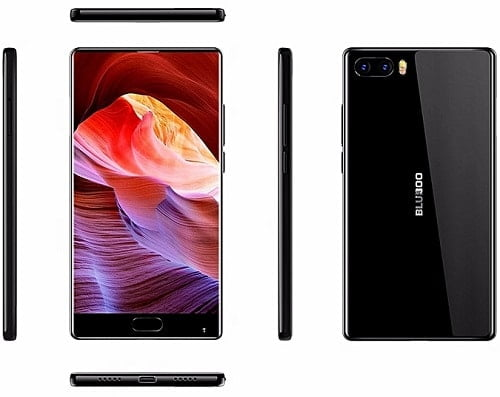 Bluboo S1 review and design