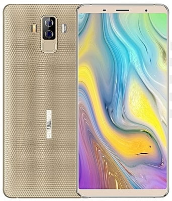 Bluboo S3 smartphone