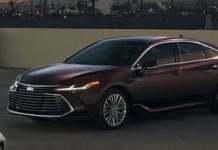Toyota Avalon 2019 car