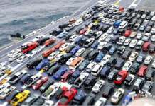 How much does it cost to import a car in Nigeria