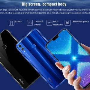 Huawei Honor 8X specifications and price