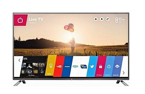 LG smart Tv price in Nigeria