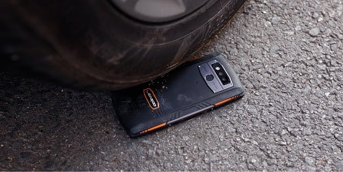 Leagoo Xrover rugged strong smartphone