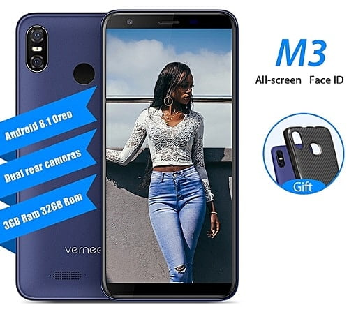 Vernee M3 Specs and price, review