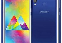Samsung Galaxy M20 specs and price
