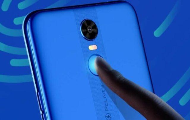 Smartphone camera and fingerprint sensor