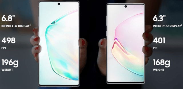 Galaxy Note 10 review