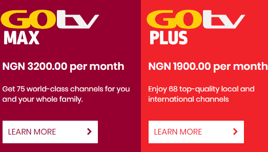 GOtv problems and solution