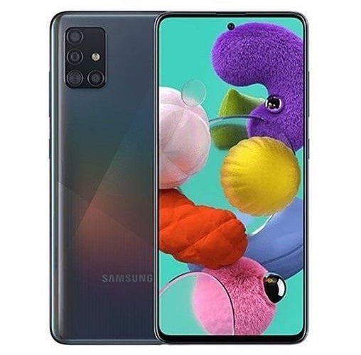 Samsung Galaxy A51 Powered by Android 10 (Specs & Price)