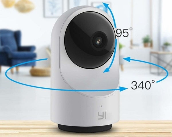 Yi Dome X camera for your home security monitoring
