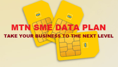 MTN SME data plans and subscription codes
