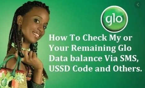 How to check Glo data balance with shortcode