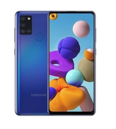 Samsung Galaxy A21s price and features