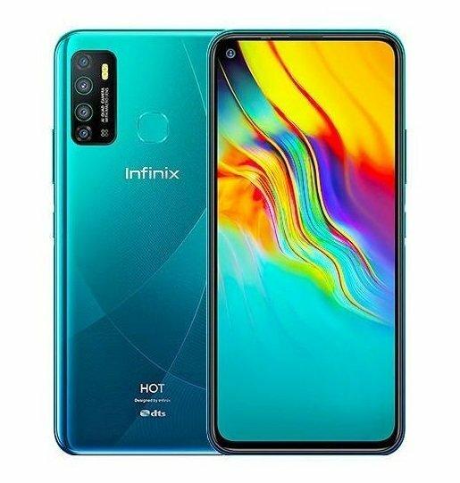 Infinix Hot 10 specs and price