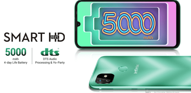 Infinix Smart HD price and specifications