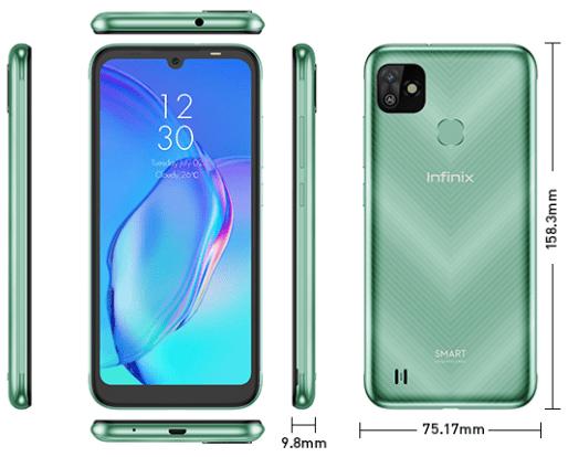 Infinix Smart phones and price