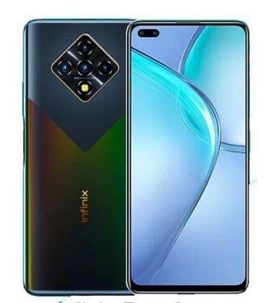 Infinix zero 8i,one of the latest Infinix phones