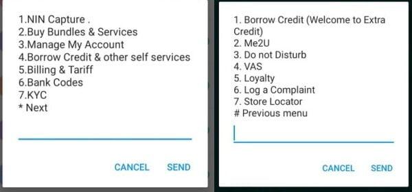 Easily borrow data from Airtel Nigeria
