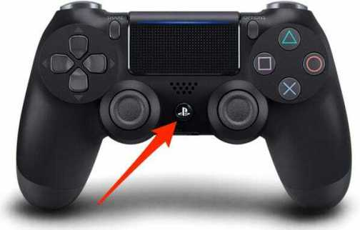 How to turn off PS4 controller manually