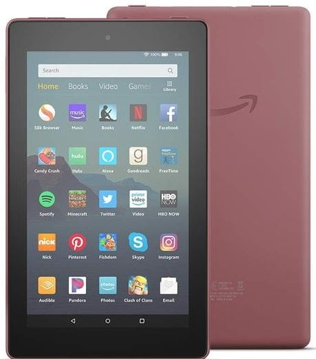 Amazon fire HD tablet for kids