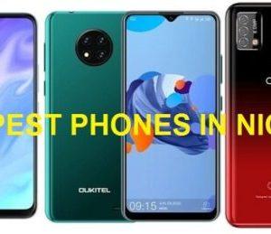 Cheapest phones in Nigeria 2021