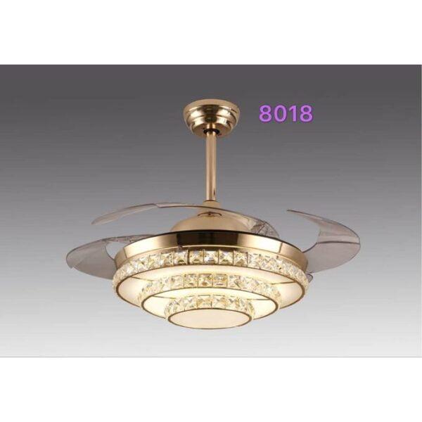 Retractable blades Ceiling fan | ceiling fans retractable blades
