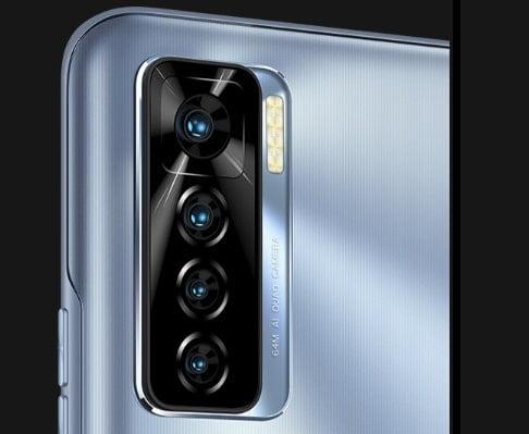 Tecno camon 17 pro camera design
