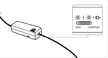 hOW TO USE mtn LUMOS SOLAR CHARGE FOR NEPA