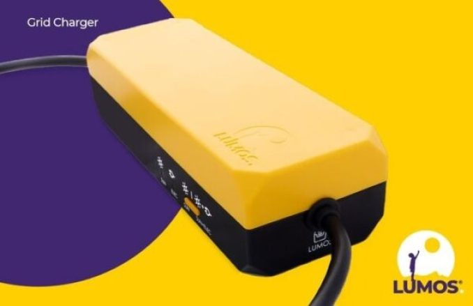 MTN Lumos Grid Charger for Eco & Prime solar system