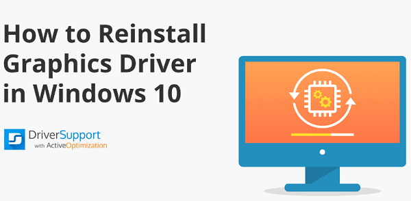 How to Reinstall GPU Drivers