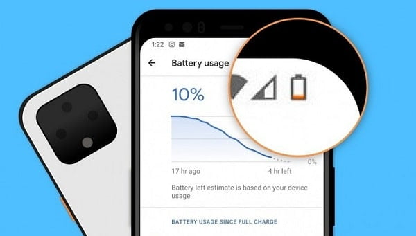 (Fixed) Google Pixel battery drains quickly