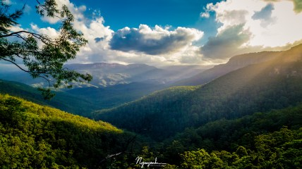 Blue Mountains of New South Wales, Australia