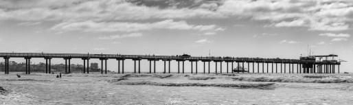 R/V Sally Ride at Scripps Pier