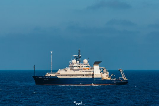 R/V Sally Ride