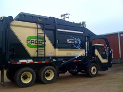 Groot's Mack TerraPro LE (2010Model)