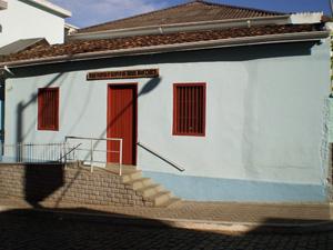 casa de Nhá Chica