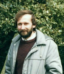 Gil Burleigh in 1988