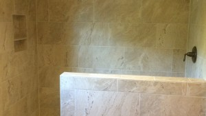 Custom Tile Shower NH Bath Builders