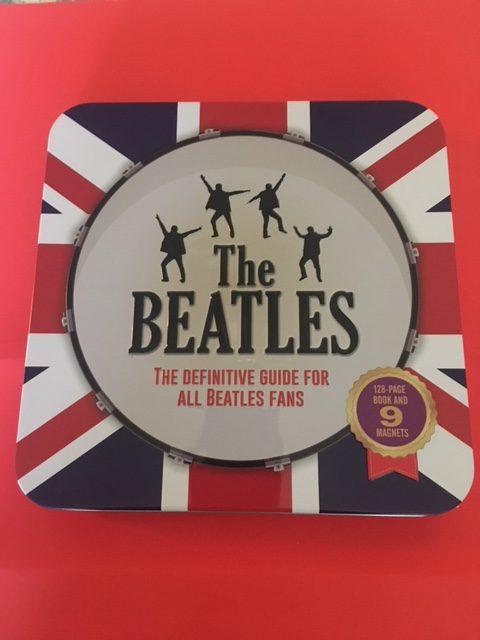 Beatles Book, Magnet & Tin